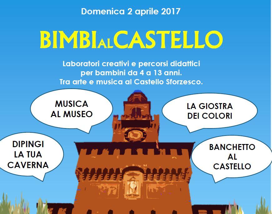 Il Castello di Milano per i bambini